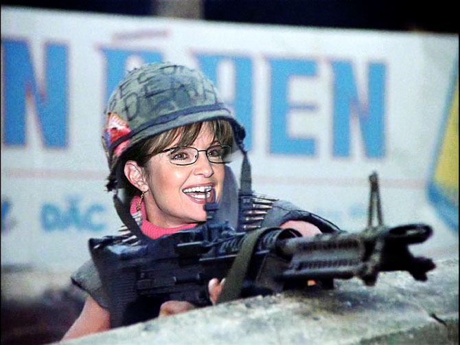 Full metal Palin